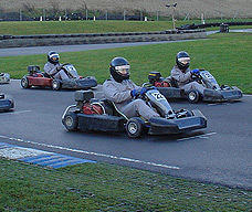 Corporate Karting Events in Hampshire