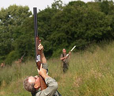 Client Simulated Game Shooting Events in Hampshire and Dorset