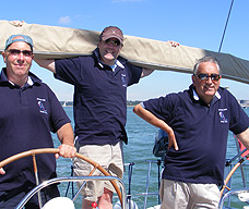 Corporate Sailing Days on the Solent