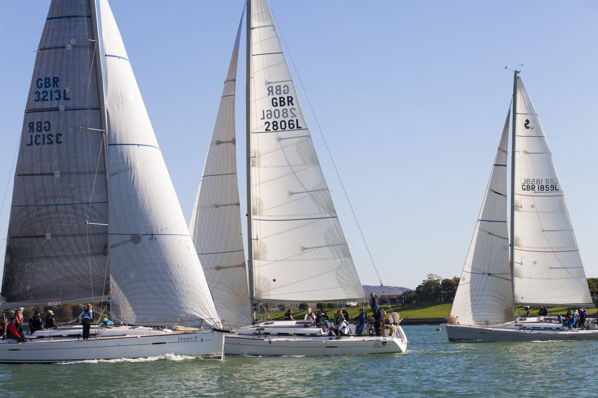 Corporate Sailing Days and Events in London