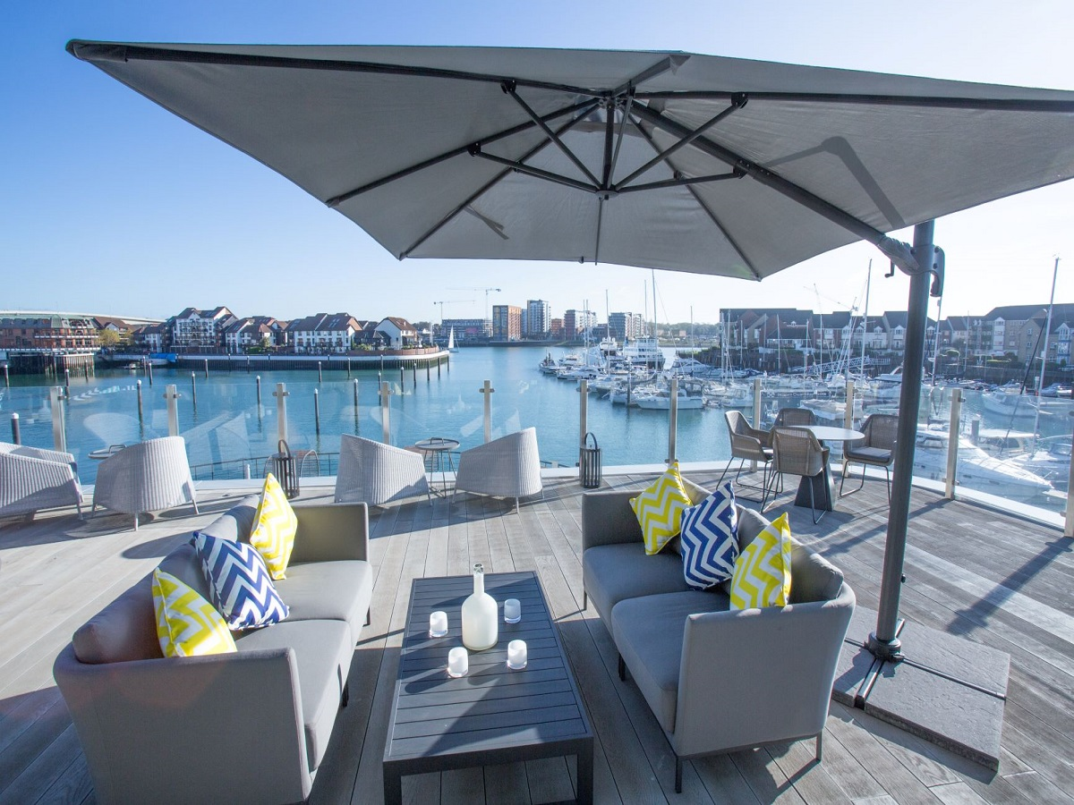 Southampton Harbour hotel