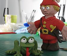 The Prince and Frog