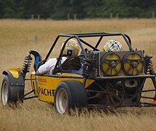 Apache Buggy Racing