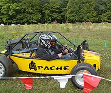 Apache Buggy Racing