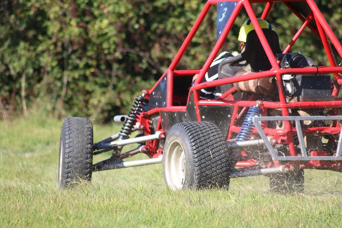 Fun with buggy racing