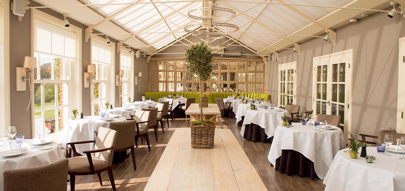 Chewton Glen Dining Room