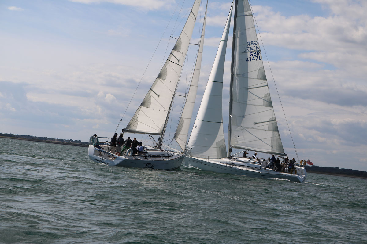 Corporate Sailing Regattas