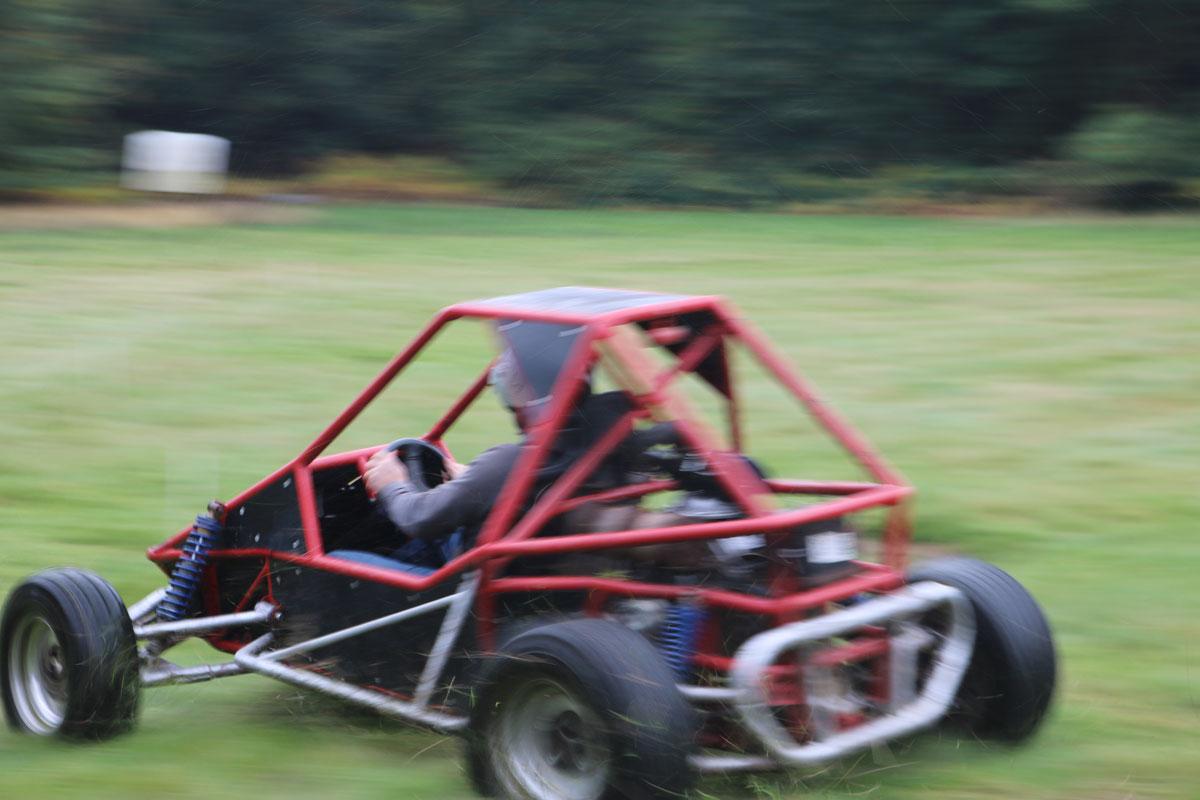 Rage Buggy Racing