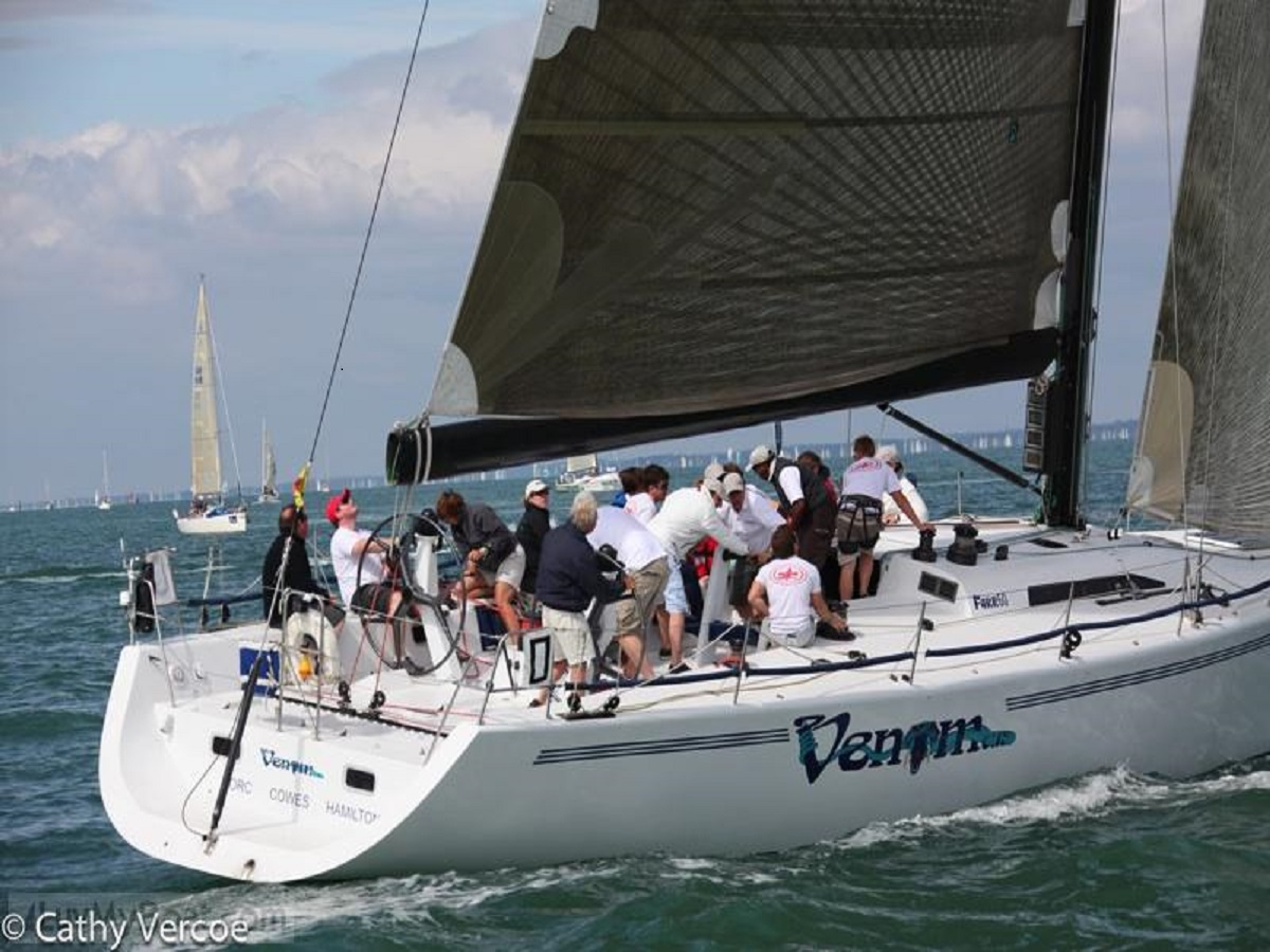 corporate sailing day