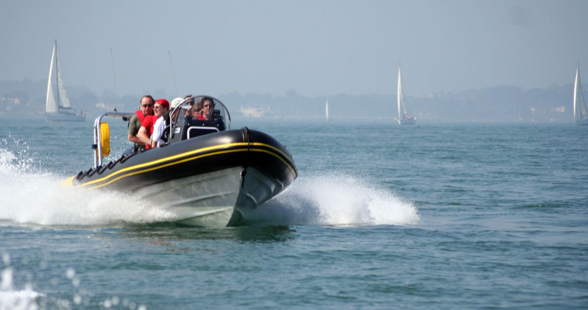 Solent Rib Treasure Hunt